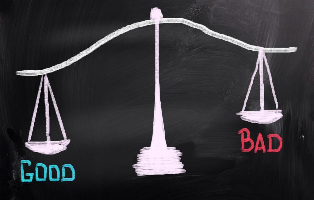 Good vs Bad Isn't Always So Clear - Recovery Centers of America